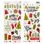 American Crafts - Deck the Halls Collection - Christmas - Cardstock Stickers - Holly Jolly