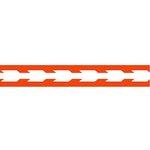 American Crafts - Grosgrain Ribbon - 0.875 Inch - Large Arrows - 4 Yards