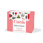 American Crafts - Christmas - Boxed Card Set - Deck The Halls