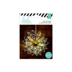 Heidi Swapp - Paper Lanterns - Small - 8 Point - Gold Foil
