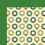 American Crafts - Shimelle Collection - Christmas Magic - 12 x 12 Double Sided Paper - Bright