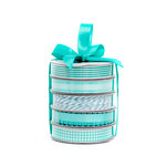 American Crafts - Premium Ribbon - Spring - Teal