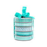 American Crafts - Premium Ribbon - Spring - Teal