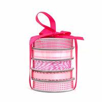 American Crafts - Premium Ribbon - Spring - Pink