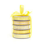 American Crafts - Premium Ribbon - Spring - Yellow