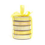 American Crafts - Premium Ribbon - Spring - Yellow