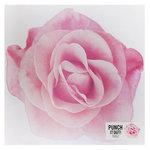 American Crafts - 12 x 12 Die Cut Paper - Rose