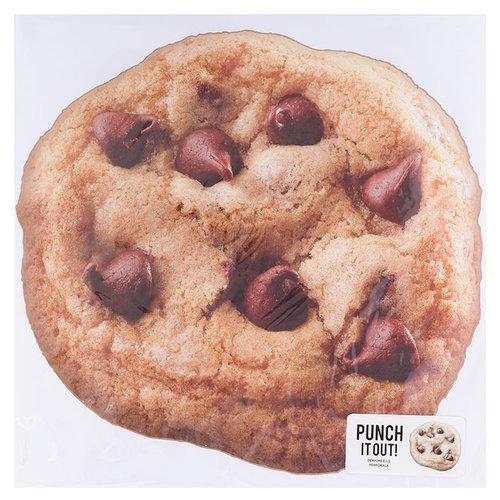 American Crafts - 12 x 12 Die Cut Paper - Cookie