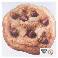 American Crafts - 12 x 12 Die Cut Paper - Cookie