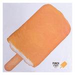 American Crafts - 12 x 12 Die Cut Paper - Popsicle