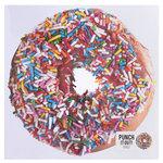American Crafts - 12 x 12 Die Cut Paper - Donut
