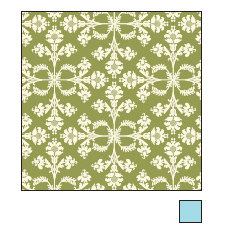 American Crafts - Double-Sided Paper - A la Carte Collection - Florentine