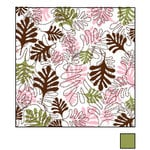American Crafts - Double-Sided Paper - A la Carte Collection - Lentil, CLEARANCE
