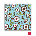 American Crafts - Double-Sided Paper - A la Carte Collection - Romaine, CLEARANCE