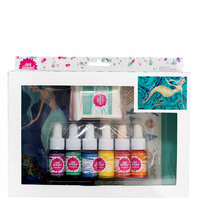 American Crafts - Mixed Media 2 - Marble Kit