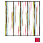 American Crafts - Double-Sided Paper - A la Mode Collection - Nougat