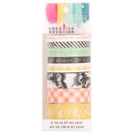 American Crafts - Creative Devotion Collection - Washi Tape -Three