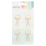 American Crafts - Creative Devotion Collection - Binder Clips