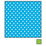 American Crafts - Double-Sided Paper - The Goods Collection - Bikini
