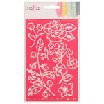 American Crafts - Creative Devotion Collection - Stencils