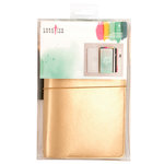American Crafts - Creative Devotion Collection - Travelers Journal - War Binder