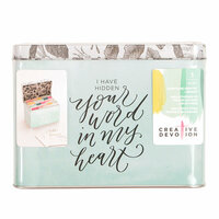 American Crafts - Creative Devotion Collection - Scripture Memory Library