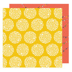 American Crafts - Star Gazer Collection - 12 x 12 Double Sided Paper - Stay Wild
