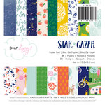 American Crafts - Star Gazer Collection - 6 x 6 Paper Pad