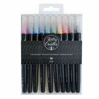 Kelly Creates - Aqua Brush Pens