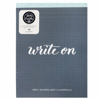 Kelly Creates - Grid Paper Pad - 8.5 x 11 - 50 Pages