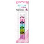 American Crafts - Glitter Girl Collection - Self-Inking Roller Stamp