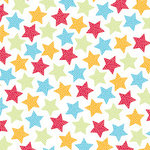 American Crafts - 12x12 Paper - Celebration Collection - Cover Band