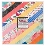 American Crafts - All The Good Things Collection - 12 x 12 Paper Pad