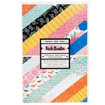 American Crafts - All The Good Things Collection - 7 x 10 Paper Pad