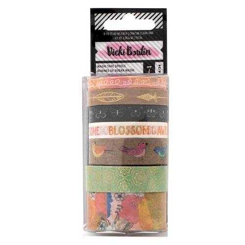 American Crafts - All The Good Things Collection - Washi Tape - Set 1
