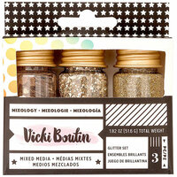 American Crafts - All The Good Things Collection - Mixology - Gold