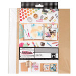 American Crafts - All The Good Things Collection - Junque Journal
