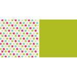 American Crafts - Kids Collection - 12x12 Double Sided Paper - Show and Tell