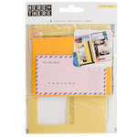 Crate Paper - Here & There Collection - Ephemera - Envelopes