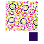American Crafts - Celebration 2 Collection - 12x12 Double Sided Paper - Abracadabra, CLEARANCE