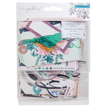 Crate Paper - Flourish Collection - Ephemera with Foil Accents