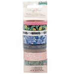 Crate Paper - Flourish Collection - Washi Tape with Foil Accents