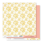 Exclusive Crate Paper - Flourish Collection - 12 x 12 Double Sided Paper - Splendid