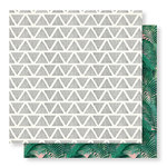 Crate Paper - Wild Heart Collection - 12 x 12 Double Sided Paper - Retreat