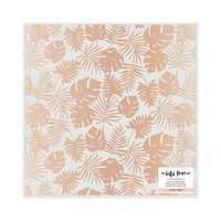 Crate Paper - Wild Heart Collection - 12 x 12 Paper - Gold Holographic Foil