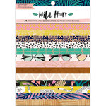 Crate Paper - Wild Heart Collection - 6 x 8 Paper Pad with Foil Accents