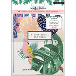 Crate Paper - Wild Heart Collection - Ephemera with Holographic Foil Accents