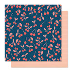 Crate Paper - Willow Lane Collection - 12 x 12 Double Sided Paper - Sweet One