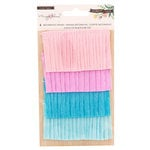 Crate Paper - Willow Lane Collection - Adhesive Crepe Paper Fringe