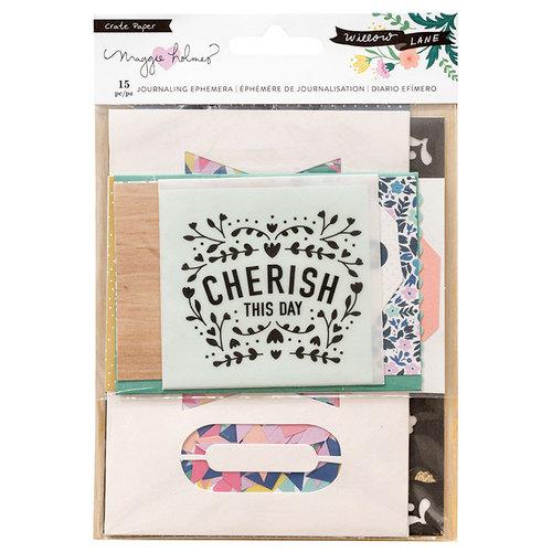 Crate Paper - Willow Lane Collection - Journaling Ephemera